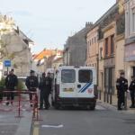 Calais, expulsion du squat de la Rue Neuve