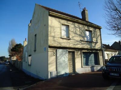 maison expulsée illégalement, 221 route de Saint-Omer, Calais