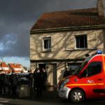 Calais expulsion du 221 route de Saint Omer