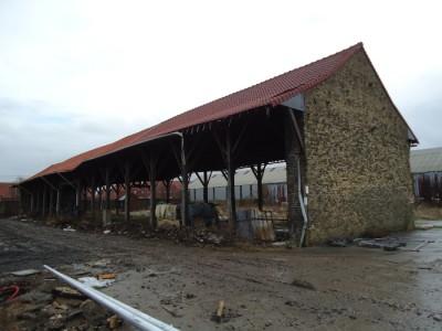 Campement Boulevard Curie, Calais, Janvier 2014