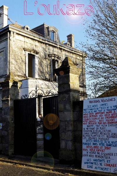 L'Oukaze, 38 rue du Maréchal Lyautey, Bègles