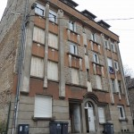 5 appartements réquisitionnés rue de Quineleu à Rennes