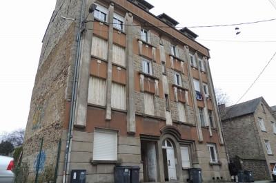 5 appartements réquisitionnés rue de Quineleu à Rennes