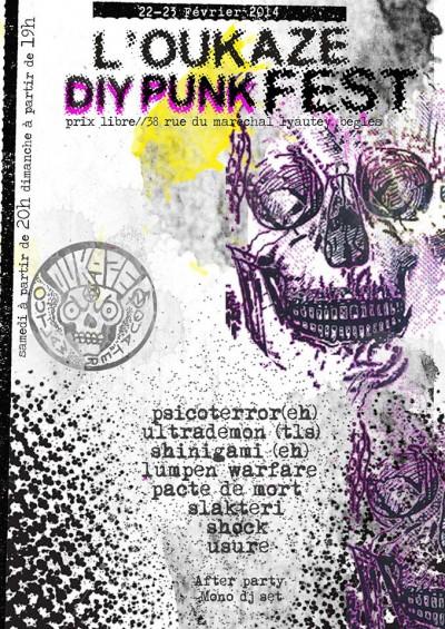 2014-02_bordeaux_begles_oukaze_squat_affiche_DIY_punk_fest