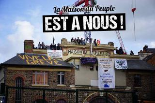 Rennes pr sentation de la maison du peuple for Maison du monde rennes