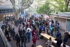 Avignon: victoire pour le droit au logement des personnes exilées